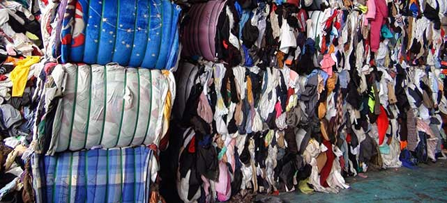 Dressing the problem: Textile Waste in Canada – Advanced Waste Solutions